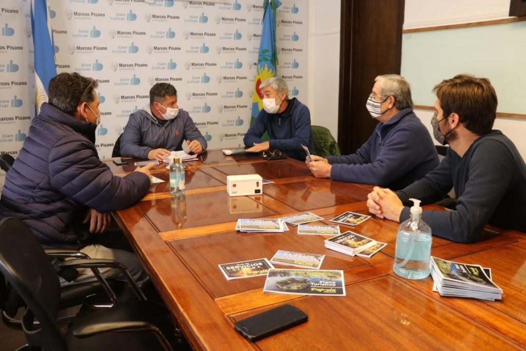 La gestión Municipal trabaja con diferentes instituciones deportivas para el retorno seguro de las actividades