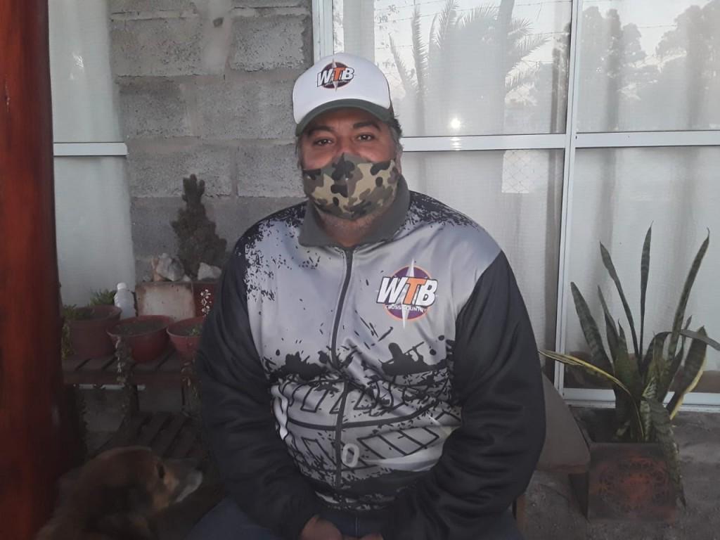 Fabian Romero (Waypon Track Bonaerense):