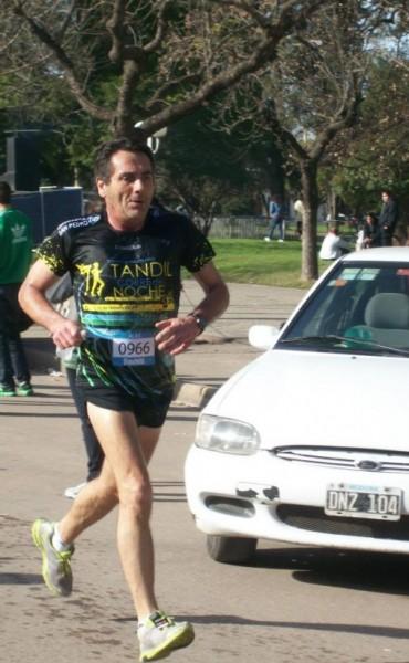 Ferro Carril Sud de Olavarría inicia los festejos de su centenario con un maratón