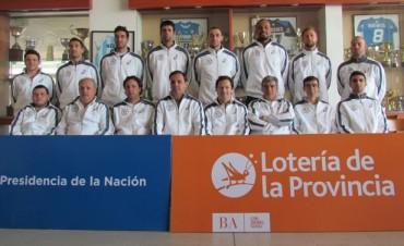 Bucca y Weber presentaron oficialmente el plantel de Bolívar Voley