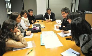 Entregaron en Buenos Aires el anteproyecto del PROMEBA