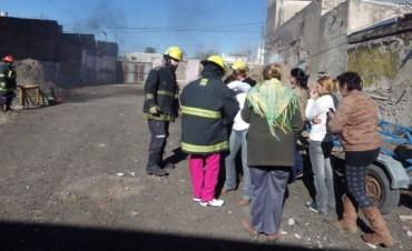 Bomberos Voluntarios: Brindaron capacitación a personal de