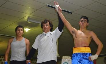 Hubo boxeo en Carlos Casares