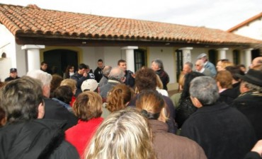 """Juan Carlos Hoyos: """"Fue un golpe muy duro"""""""