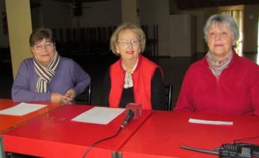 El coro de Adultos Mayores participó del encuentro coral de Merlo