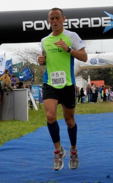 Vuelve a correr después de una dura lesión