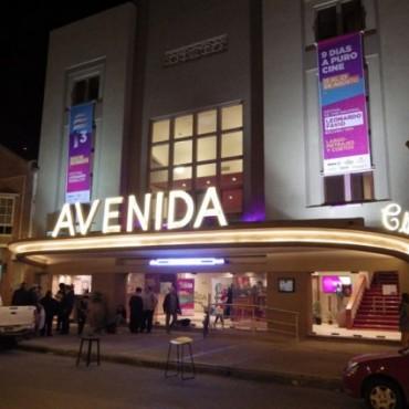 """Inauguraron el tercer Festival de Cine """"Leonardo Favio"""""""