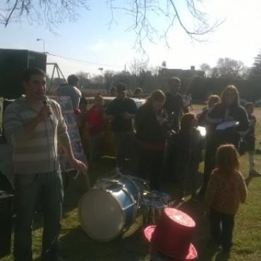 Se festejó el Día del Niño en Pirovano