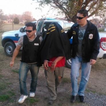 Subdelegación Departamental de Investigaciones en función judicial : Un detenido