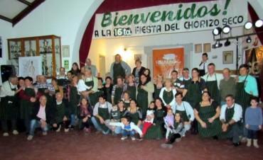 Ibarra: Ganó Carlos Sánchez la 16° edición de la Fiesta del Chorizo Seco