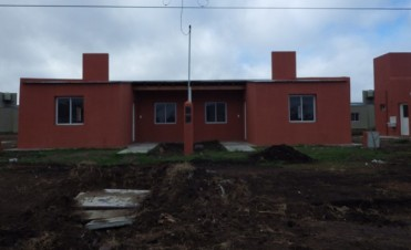 Al final, mañana se entregan las 26 viviendas del Barrio Los Zorzales