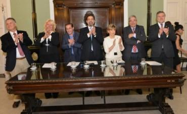 Se realizó en Mendoza la XVIII asamblea general del bloque parlamentario Argentino del Mercosur