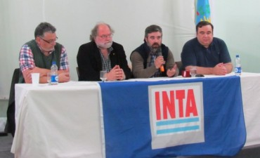 INTA: Comienzan las obras en la Estación  Experimental Barnetche