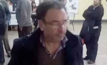 Votó Fabián Castillo