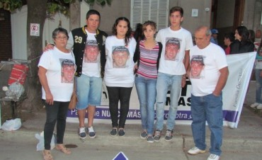 La familia Demassi recordó a 'Pato' en su cumpleaños Nº35
