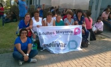 Los talleres de 'Adultos Mayores' avanzan con intensidad