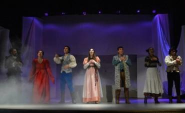 Hoy se viene la función solidaria de Romeo y Julieta