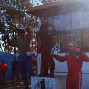 Karting APPKO: Diego Matas dueño de la serie y la final en Laprida