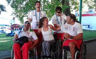 Paracanotaje: Brenda Sardón no pudo en Italia, pero le queda una chance más