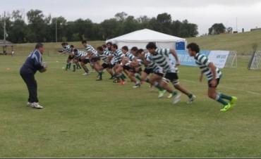 Rugby: Concentración del seleccionado mayor en Junín