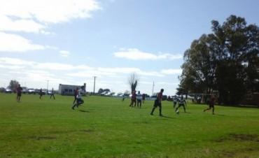 Fútbol Rural Recreativo: 'La 14' es nuevo puntero de la primera división