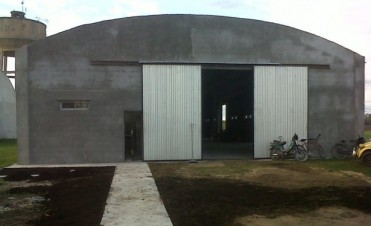 Se inaugura el Galpón de las 'Cooperativas' en el Parque Industrial