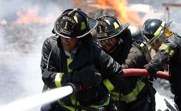 Se aprobó una ley para financiar a los bomberos de la Provincia