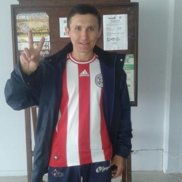 Comenzaron a llegar los ultramaratonistas a Bolívar