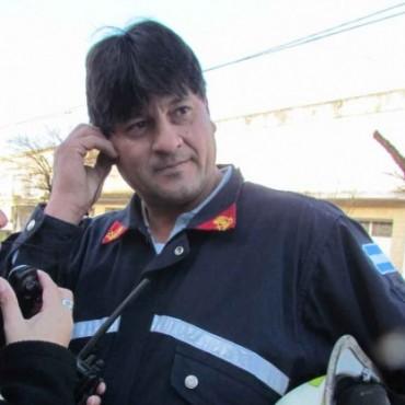 Roque Bazán: 'Este sábado se realiza una capacitación para Bomberos Voluntarios y el martes parte el camión con donaciones hacia Ranchos'