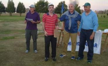 """El torneo de Golf """"Hierros Bolívar"""" fue un éxito"""