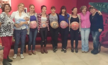 Se llevaron a cabo los festejos por la 'Semana de la Lactancia Materna'