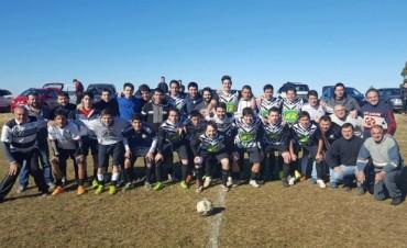 Fútbol Rural Recreativo: Unión es Fuerza e Ibarra lideran las tablas
