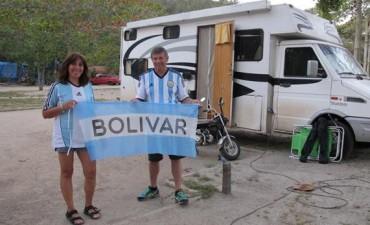 Río 2016: Bolivarenses en la 'invasión' de hinchas argentinos en los Juegos Olímpicos