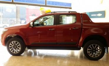 Deliautos presentó la nueva Chevrolet S-10 High Country