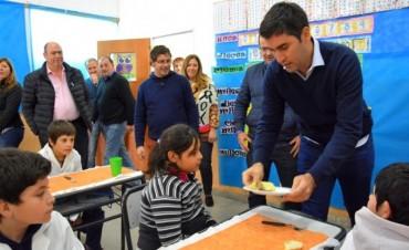 """Mosca: """"A la gente de la provincia le encantaría ver a Vidal y Stolbizer trabajar en el mismo equipo"""""""