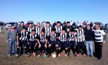 Fútbol Rural Recreativo: Unión es Fuerza en Primera y Agrario en Segunda, los ganadores de la Primera Rueda