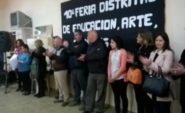 Se inauguró la 10º Feria Educativa, Ciencia, Arte y Tecnología