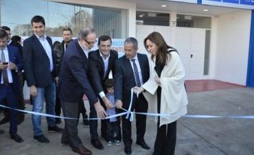 El intendente Bucca inauguró el CePLA acompañado por la gobernadora Vidal