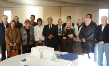 Cámara Comercial e Industrial: Celebraron los 80 años y anunciaron una obra ambiciosa
