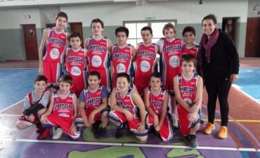 Sport Club recibió a Estudiantes de Olavarría en la 2º fecha del Torneo Clausura de Basquet