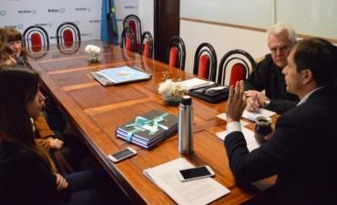 La municipalidad firmó un convenio con la Cooperadora del hospital