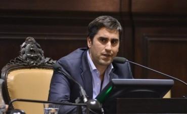 El vicepresidente de la Cámara de Diputados corre contra el narcotráfico