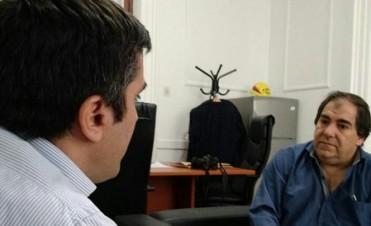 """Manuel Mosca: """"Me gustaría que hubiera menos resistencia al trabajo junto al Intendente"""""""
