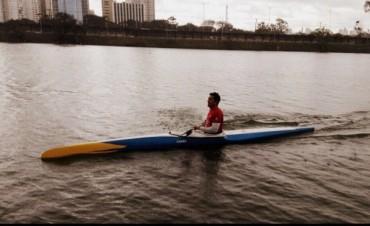 Lucas Díaz: La última concentración antes de los Paraolímpicos
