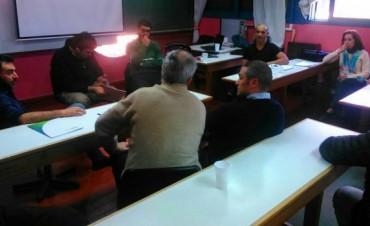 El equipo de Obras Públicas participó de un seminario sobre prácticas de la Ingeniería Municipal