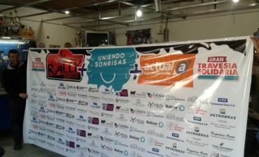 Solidarias: Este fin de semana se realizará la Gran travesía de Enduro Bolívar y Uniendo Sonrisas