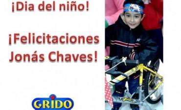 Grido Helados festejó el Día del Niño