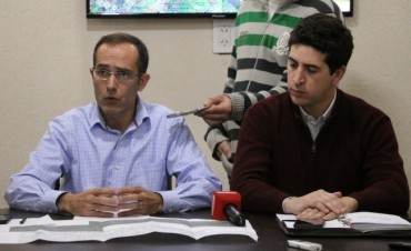 MINISTERIO DE INFRAESTRUCTURA BONAERENSE: Se realizó la apertura de sobres para la limpieza del canal El Positivo