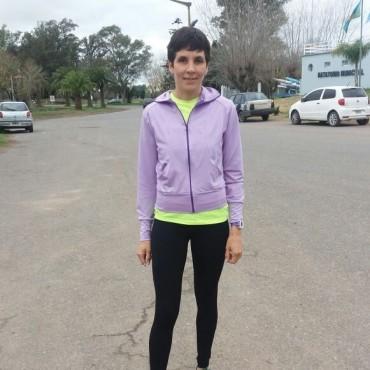 Decanini: Tras correr en Saladillo, ya espera a Ultra maratón y la Tinelli