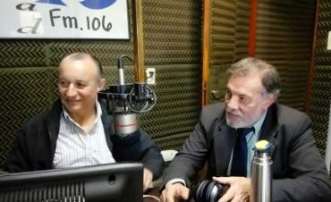 Ricardo Criado: 'No somos una opción personalista, somos un grupo de trabajo para tomar decisiones por Bolívar'